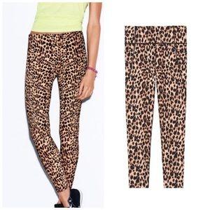 PINK Victoria's Secret Leopard Leggings   M
